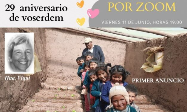 29 aniversario de VOSERDEM