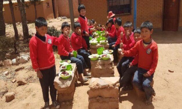 EVALUACION NUTRICIONAL Y DE SALUD BASICO EN ESTUDIANTES DE LOS COMEDORES VOSERDEM EN EL MUNICIPIO DE SACACA – NORTE DE POTOSI – BOLIVIA